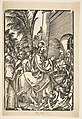 Christ's Entry into Jerusalem, from The Small Passion (copy) MET DP816032.jpg