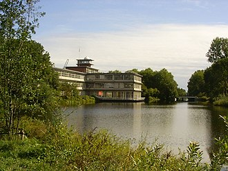 Buitenveldert - Christelijke Scholengemeenschap Buitenveldert (1963).