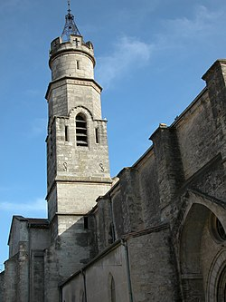 photo de Eglise de Cazouls (Eglise Saint Saturnin)