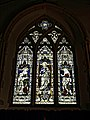Church of St Mary the Virgin, Woodnesborough, Kent - Eliza Ann Emerson stained glass window.jpg