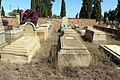 Cimitero italiano di asmara, tombe civili israelitiche 01.JPG
