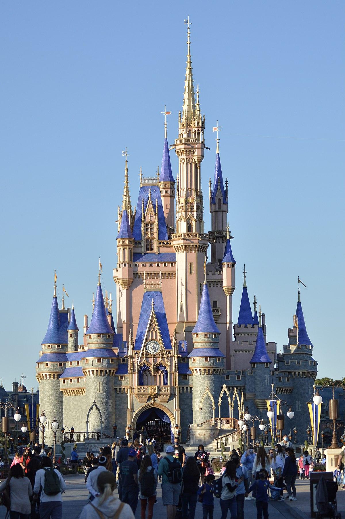 Cinderella Castle Wikipedia