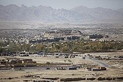 Citadel of Ghazni, seen from Tapa Sardar.jpg