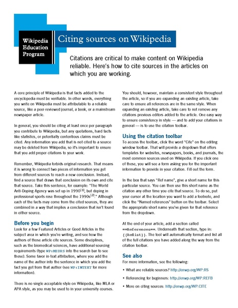 File:Citing sources on Wikipedia (WEP).pdf