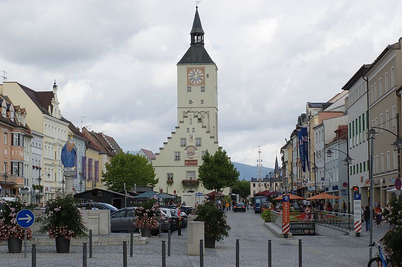 File:City center of Deggendorf, Bavaria.jpg