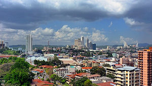 Ciudad Colón, Panamá