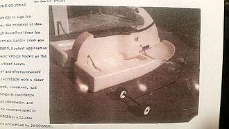 Clayton Jacobson II - Sit-down prototype