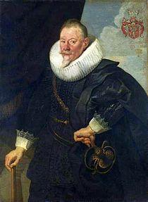 Claesz Soutman Portrait of a Man