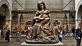 Claus van de Werve (ca.1380-1439) - Maagd en Kind - The Met New York 27-02-2016 14-15-43.jpg