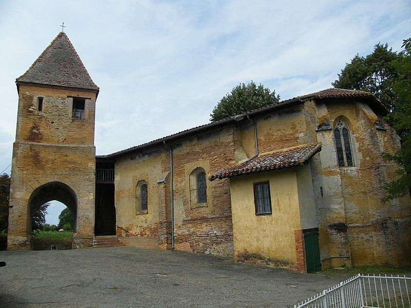 Église de Toujouse