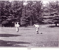 Closeup of Golf Photo in Bon Echo Brochure 1927 (21742381996).jpg