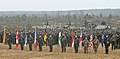 Closing ceremony for Iron Sword 2014.jpg