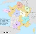 Clubs de football préférés des français par région en 2010.png