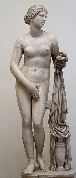 Grčko vajarstvo 256px-Cnidus_Aphrodite_Altemps_Inv8619