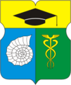 Coat of Arms of Akademichesky (municipality in Moscow).png