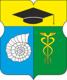 Akademichesky縣 的徽記