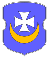 Coat of Arms of Vorsza, Belarus.svg