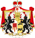 Coat of Arms of the Prince of Montfort (Jerome Bonaparte).svg
