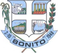Coat of arms of Bonito MS.png