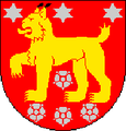 Coat of arms of Tavastia Proper in Finland.png