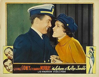<i>The Cohens and Kellys in Trouble</i> 1933 film