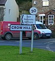 Collection of signs - geograph.org.uk - 1066689.jpg