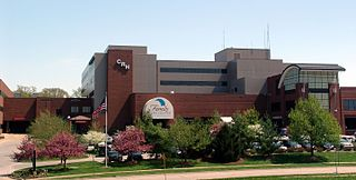 University of Missouri Womens and Childrens Hospital Hospital in Missouri, U.S.