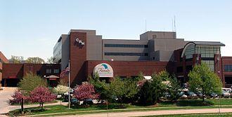 University of Missouri Women's and Children's Hospital - Image: Columbia Regional