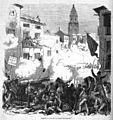 Combate en una de las calles de Málaga, de Urrabieta.jpg