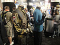 Comic-Con 2010 - Battlestar Galactica and Star Trek movie costumes (4878074663).jpg