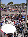 Comic-Con 2010 - crowds fill the Gaslamp District (4875047698).jpg