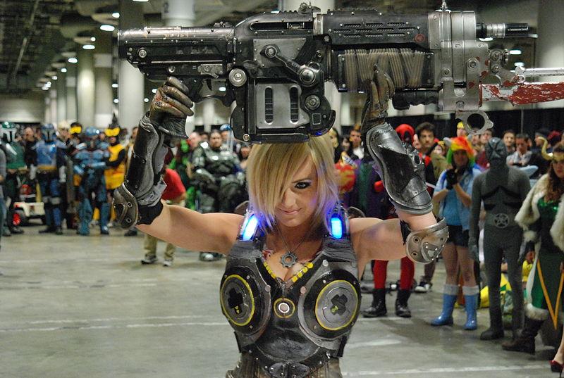 File:Comikaze 2011 - Gears of War (7099995511).jpg
