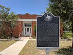 Community Center, Knickerbocker TX 01.jpg