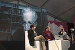 Conferncia en Pantalla con Noam Chomsky, XIV FILZ (15382260269).jpg