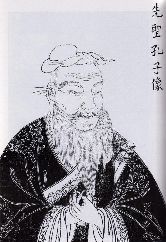 Confucius the scholar