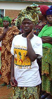 Women in the Democratic Republic of the Congo