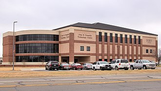 Texas State Technical College - The John B. Connally Technology Center at the Waco campus