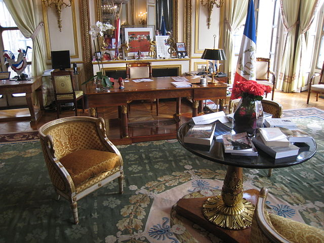 file conseil constitutionnel france bureau du pr wikimedia commons. Black Bedroom Furniture Sets. Home Design Ideas