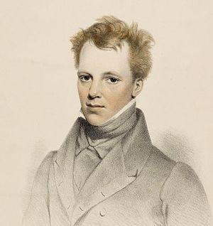 Robert Thom (translator) - Lithograph of Thom