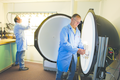 Consumer Reports - product testing - electric light longevity and brightness testing.tif