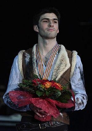 Samuel Contesti - Contesti at the 2009 European Championships.