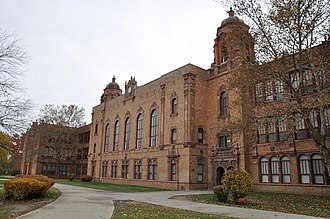 Cooley High School - Image: Cooley High School in 2008