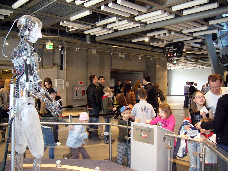 Best attractions to see: Copernicus Science Centre