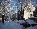 Corcoran Street - Blizzard of 2010.JPG