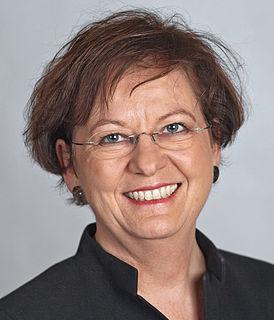 Corina Casanova Swiss politician