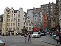 Corner of Grassmarket and West Bow, Edinburgh.jpg