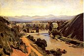 Corot The Augustan Bridge at Narni.jpg