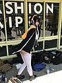 Cosplayer of Emperor penguin, Kemono Friends at FF32 20180729c.jpg