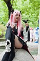 Cosplayer of Krul Tepes at CWT49 20180812a.jpg
