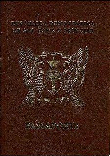 Visa requirements for Santomean citizens